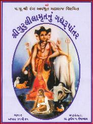 ShriGurulilamrut Gadyarupantar - 3
